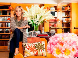 tory burch dinnerware tory burch launches home collection nicole gibbons style