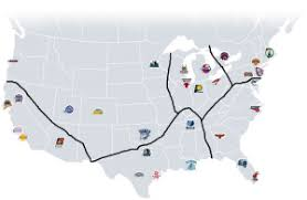 nba divisions map nba playoffs format sportemind