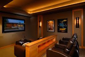 Lighting Design For Home Theater Anya Lane Contemporary Home Theater Vancouver By