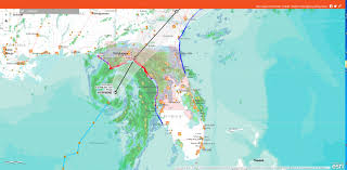 Map Of Florida Gulf by Emergency Update Florida Braces As Hermine Strengthens To Hurricane