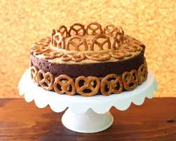 pretzels peanut butter and beer cake recipe