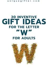 20 inventive gift ideas for the letter o for adults birthdays