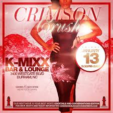 crimson crush after dark edition vol i k mixx checkmate