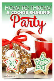 how to host a christmas cookie exchange party day 28 lauren
