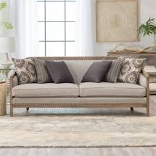 traditional sofas with skirts classic traditional sofas and loveseats hayneedle