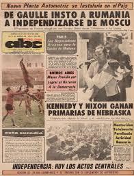 15 mayo 1968 como hoy abc color
