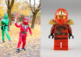 Ninjago Costume Halloween Ninjagos