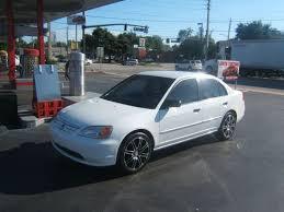 buy used 2001 honda civic lx sedan 4 door 1 7l in orlando florida
