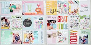 pocket pages pastel themed pocket pages layout me my big ideas