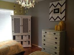 girls u0027 chevron room reveal diy show off diy decorating and