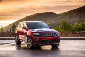 trackhawk jeep black 2018 jeep grand cherokee trackhawk review the hellcat jeep