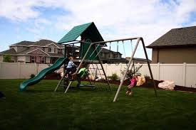 Big Backyard Swing Set Amazon Com Lifetime Big Stuff Adventure Play Set Sports U0026 Outdoors
