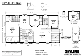 silver springs 5006 by skyline homes