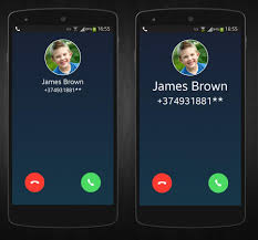 call android large call screen android apps on play