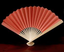 paper fans for weddings fans paper silk folding fans for weddings
