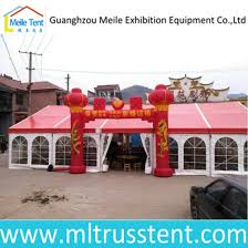 chuppah for sale china 10x15m aluminum frame family wedding chuppah party tent for