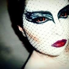 Halloween Black Swan Makeup Halloween Makeup Black Swan Cosplay Amino