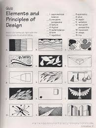 no corner suns the elements and principles of art educational