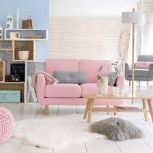 canapé 2 places la redoute canape 2 places jimi copyright la redoute pink sofas