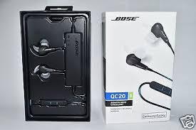 Bose Quiet Comfort 20 Headphones Bose Quietcomfort 20 Qc20 Headphones For Samsung Galaxy And