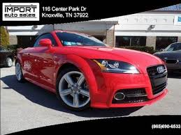 audi knoxville tn audi used cars luxury cars for sale knoxville import auto sales