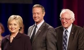 democratic debate 2016 clinton sanders o u0027malley head to