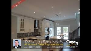 153 rumsey road toronto home for sale by ali ahmad sales 153 rumsey road toronto home for sale by ali ahmad sales representative