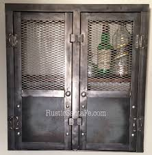 Modern Wall Cabinet by Rustic Liquor Cabinet Reclaimed Industrial Cabinet Liquor Rack