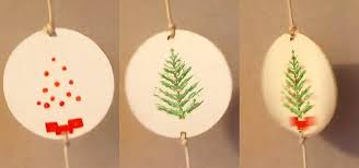 how to make a spinning optical illusion decoration for christmas