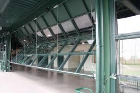 folding garage door commercial wilson doors