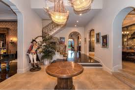 celebrity homes rock and roll in the slash home