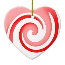 swirl lollipop ornaments keepsake ornaments zazzle