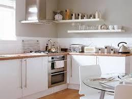 cuisine avec etagere etagere murale cuisine beau photos rangement cuisine retro avec deux
