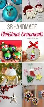 25 unique ornaments handmade ideas on diy