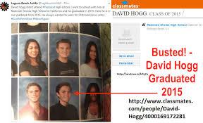 class yearbook david hogg alleged high school class yearbook bookworm room