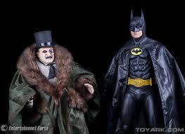 Batman Penguin Halloween Costume Neca 1 4 Scale 1989 Michael Keaton Batman