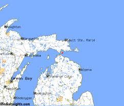 map of mackinac island mackinac island michigan map michigan map