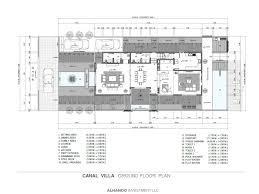 World Floor Plans Canal Villa Nujoom Island Floor Plans Sharjah Uae
