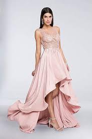 pink prom dresses u0026 light pink david u0027s bridal
