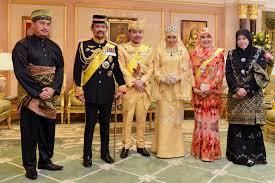 sultan hassanal bolkiah persandingan anak sultan brunei ini mungkin yang paling mewah anda