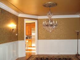 gold house paint