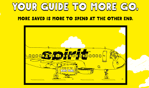 spirit airlines review seats amenities customer service fees