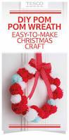 323 best yarn diy images on pinterest pom pom wreath pom poms
