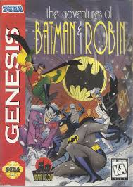 the adventures of batman u0026 robin for genesis 1995 mobygames