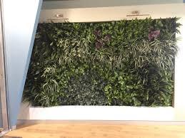 Vertical Wall Garden Plants by Artificial Plants Wall Artificial Vertical Garden Gallery