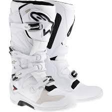 white motocross boots alpinestars new 2018 mx tech 7 dirt bike white motocross boots