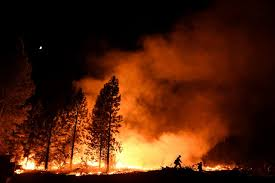 Wildfires California August 2017 by California Governor Declares Wildfire State Of Emergency