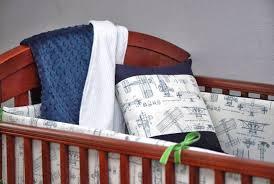 Airplane Crib Bedding Airplane Nursery Bedding Offershide
