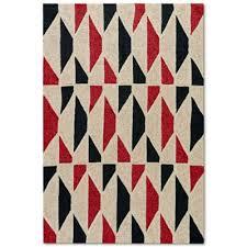 buy black red rug from bed bath u0026 beyond
