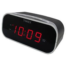 bedroom clocks alarm clocks meijer com